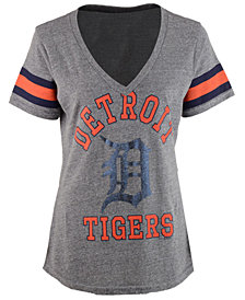 G-III Sports Women's Detroit Tigers Triple Play T-Shirt