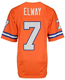Men's John Elway Denver Broncos Replica Throwback Jersey