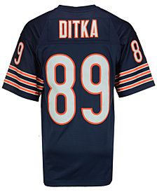 Mitchell & Ness Men's Mike Ditka Chicago Bears Replica Throwback Jersey
