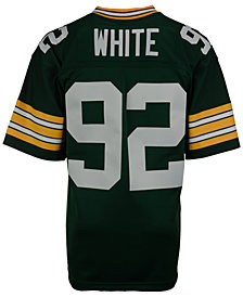 Mitchell & Ness Men's Reggie White Green Bay Packers Replica Throwback Jersey