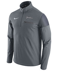 Nike Men's New York Yankees Half-Zip Elite Pullover