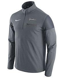 Nike Men's New York Yankees Half-Zip Elite Pullover