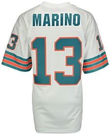 Men's Dan Marino Miami Dolphins Replica Throwback Jersey