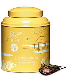 Des Vahines Green Tea