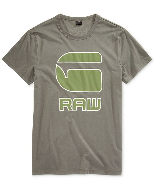 Raw Men's Print Star Graphic Cadulor T Shirts Shirt Cotton G BFnH4q5x