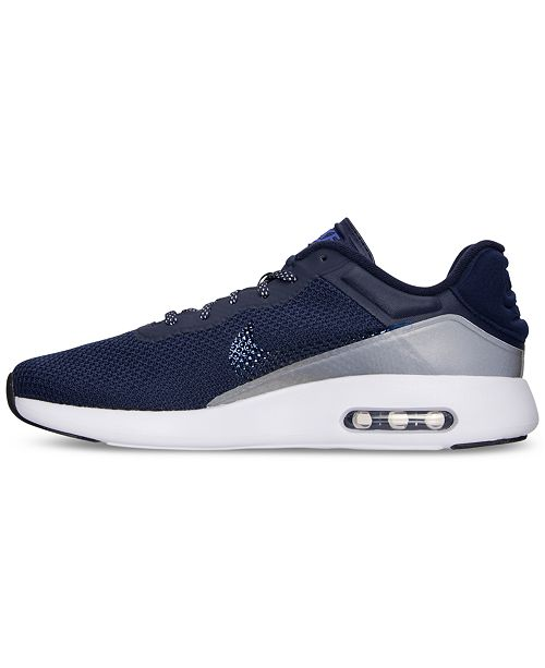 d75474fa7d0 ... Nike Men s Air Max Modern Essential SE Running Sneakers from Finish ...