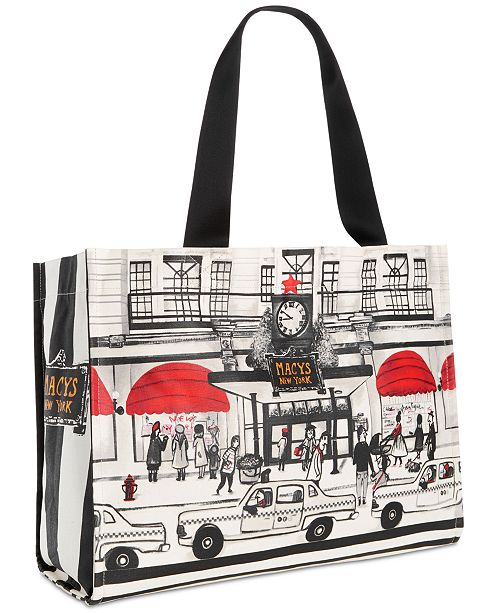 0b12cb11a24bd Macy s Storefront Tote