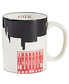 Macy's New York City Skyline Mug, Created for Macy's