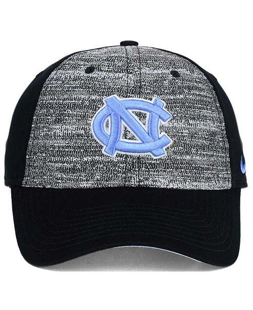 online retailer 9bf2f b520f ... free shipping nike north carolina tar heels h86 heathered cap sports  fan shop by lids men