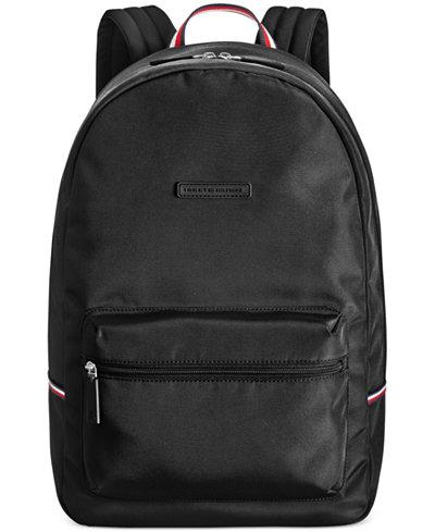 tommy hilfiger men 39 s alexander backpack all accessories. Black Bedroom Furniture Sets. Home Design Ideas
