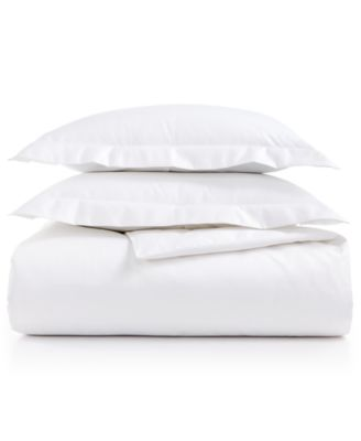 Bergen Full/Queen 3-Pc Duvet Set, 1000 Thread Count 100% Egyptian Cotton