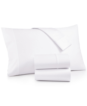 Aq Textiles Bergen 4Pc California King Sheet Set 1000 Thread Count 100 Certified Egyptian Cotton Bedding