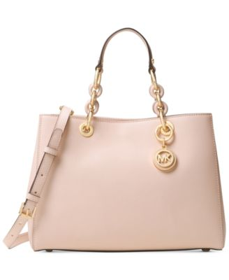 Image of MICHAEL Michael Kors Cynthia Small East West Satchel