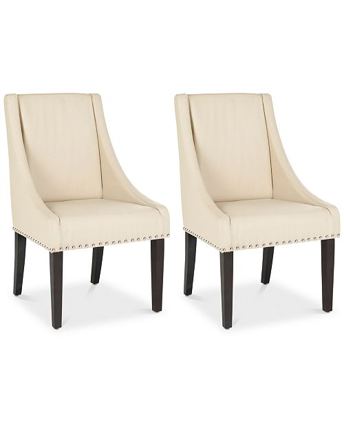 Furniture Watnee Side Chairs (Set Of 2), Quick Ship