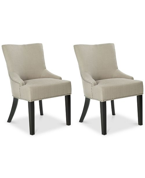 Safavieh Rosyn Set of 2 Dining Chairs