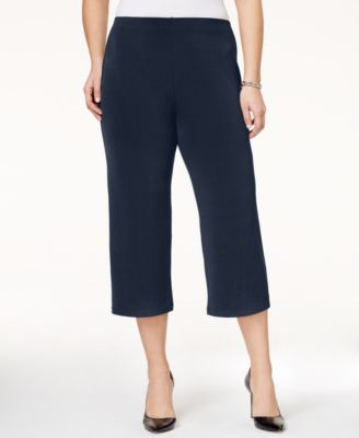 Pull on dress pants plus size