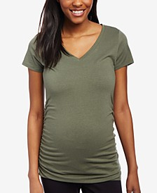 Ruched T-Shirt