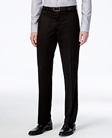 CLOSEOUT! Men's Stretch Performance Solid Slim-Fit Pants, Created for Macy's