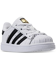 Toddler Boys' Originals Superstar Sneakers from Finish Line