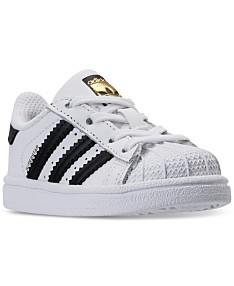 52da79fbb242 adidas Toddler Boys' Originals Superstar Sneakers from Finish Line