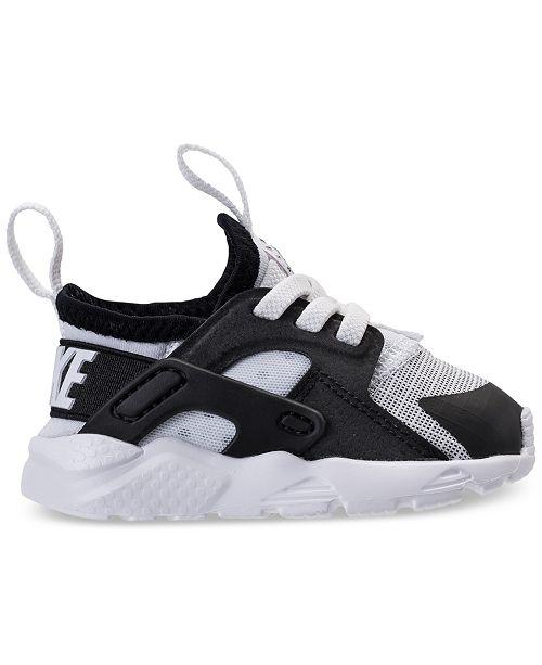 2f68fa45dca ... Nike Toddler Boys  Air Huarache Run Ultra Running Sneakers from Finish  ...