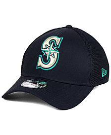 New Era Seattle Mariners Mega Team Neo 39THIRTY Cap