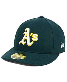 Oakland Athletics Low Profile AC Performance 59FIFTY Cap