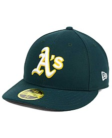 New Era Oakland Athletics Low Profile AC Performance 59FIFTY Cap