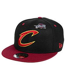 New Era Cleveland Cavaliers Pintastic 9FIFTY Snapback Cap