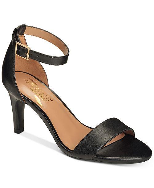 cc342f5322b4 Aerosoles Laminate Dress Sandals   Reviews - Sandals   Flip Flops ...