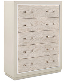 Lyndon 5 Drawer Chest, Created for Macy's