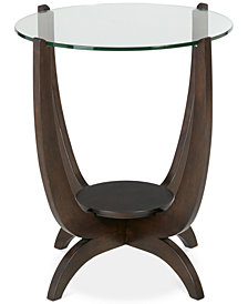 Truman Side Table, Quick Ship
