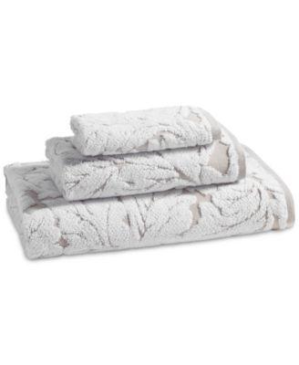 Foglia Cotton Washcloth