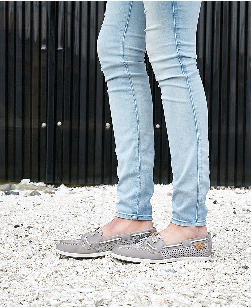 12c6c144a049 Sperry Women's Coil Ivy Sparkle Boat Shoes & Reviews - Flats - Shoes ...