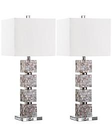 Safavieh Set of 2 Rafferty Table Lamps