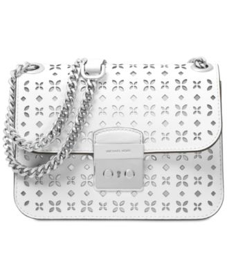 discount designer handbags jeao  MICHAEL Michael Kors Sloan Editor Medium Chain Shoulder Bag