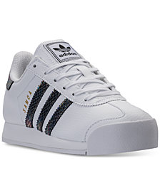 adidas Big Girls' ' Samoa Casual Sneakers from Finish Line