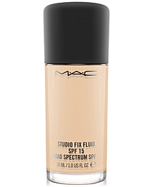 Studio Fix Fluid SPF 15 Foundation, 1-oz.