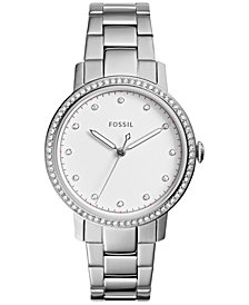 Fossil Women's Neely Stainless Steel Bracelet Watch 35mm ES4287