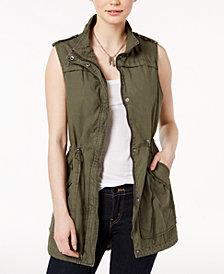Levi's® Drawstring Utility Vest