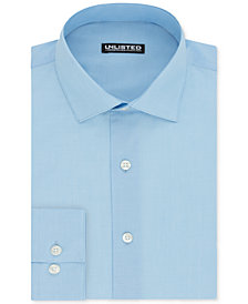 Unlisted by Kenneth Cole Men's Slim-Fit Dress Shirt