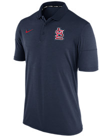 Nike Men's St. Louis Cardinals Dri-Fit Polo 1.7