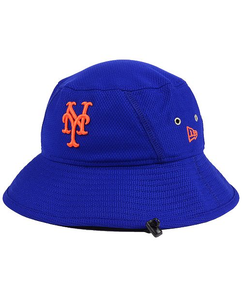 d78e3fa2e06 New Era New York Mets Clubhouse Bucket Hat   Reviews - Sports ...
