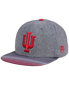 Top of the World Indiana Hoosiers Tarnesh Snapback Cap