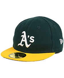 Oakland Athletics Authentic Collection My First Cap, Baby Boys