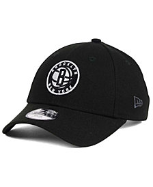 New Era Kids' Brooklyn Nets League 9FORTY Adjustable Cap