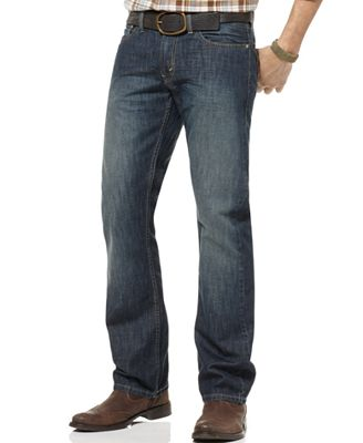 Levi's 514 Straight-Fit Jeans, Highway-Wash