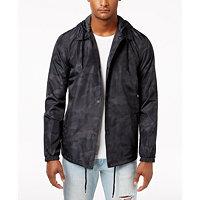 American Rag Men's Camo Coaches Jacket