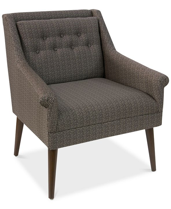 SUNDAY THEORY Cullen Accent Chair, Quick Ship