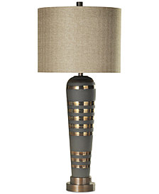 StyleCraft Pelham Table Lamp